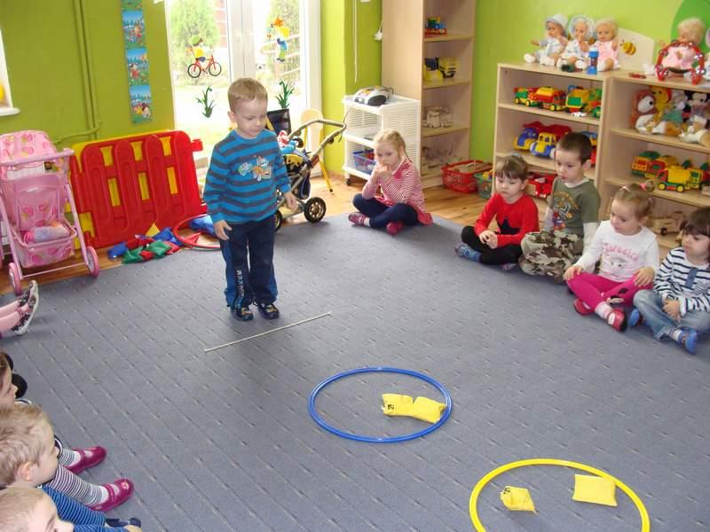 Scenariusz Zajęć Gimnastycznych Dla Dzieci 3 Letnich