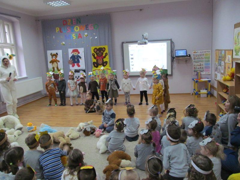 Dzień Pluszowego Misia Przedszkole Nr 1 Im Chatka